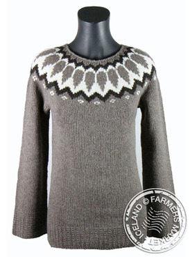 Fell open - Icelandic Wool Sweater 6d85ca349